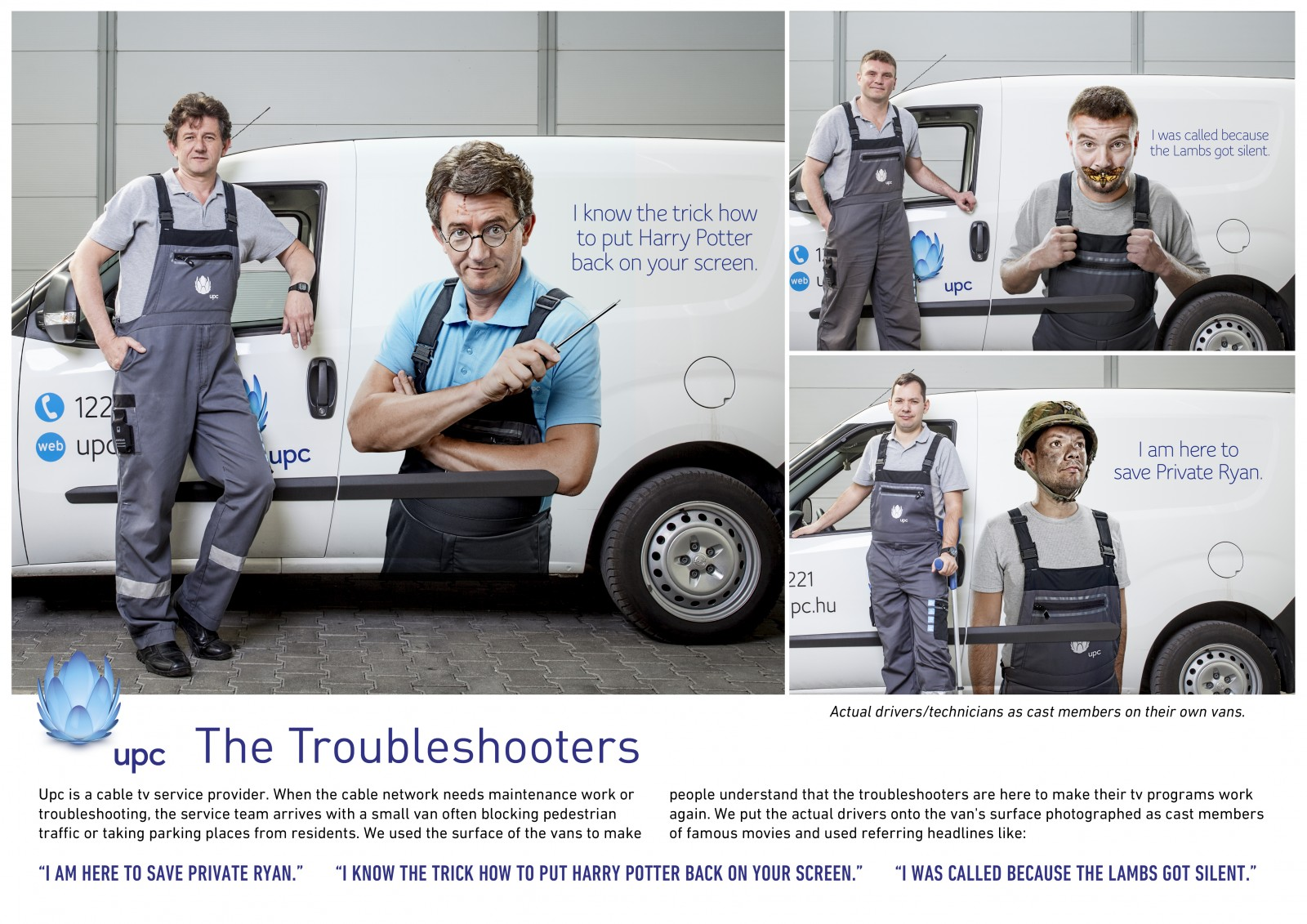 UPC_Troubleshooters